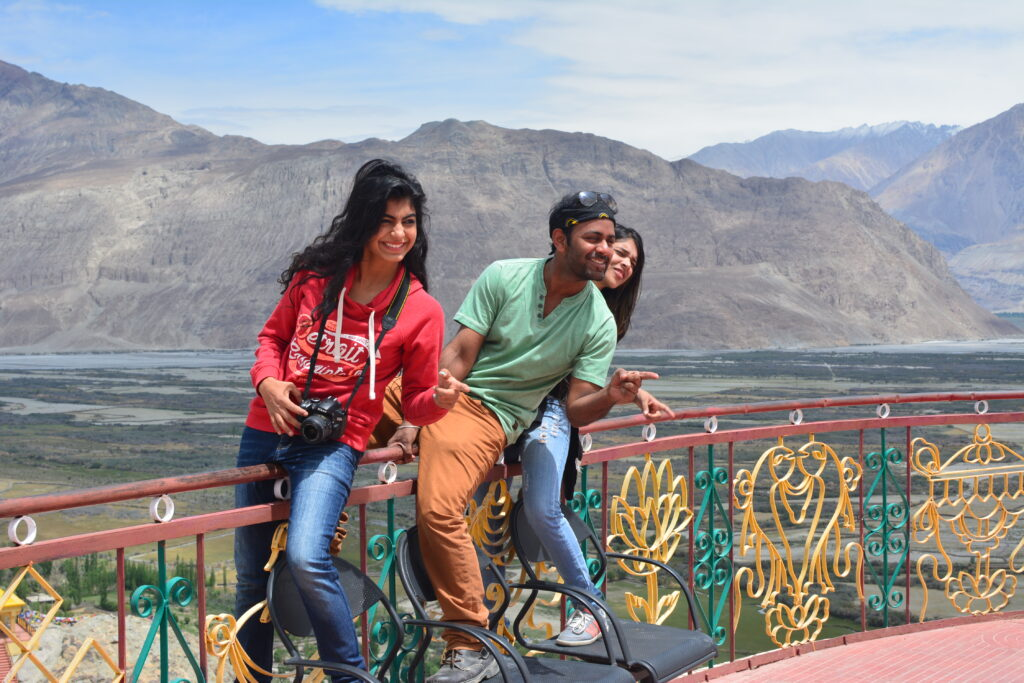 Day 6: Back to Leh!