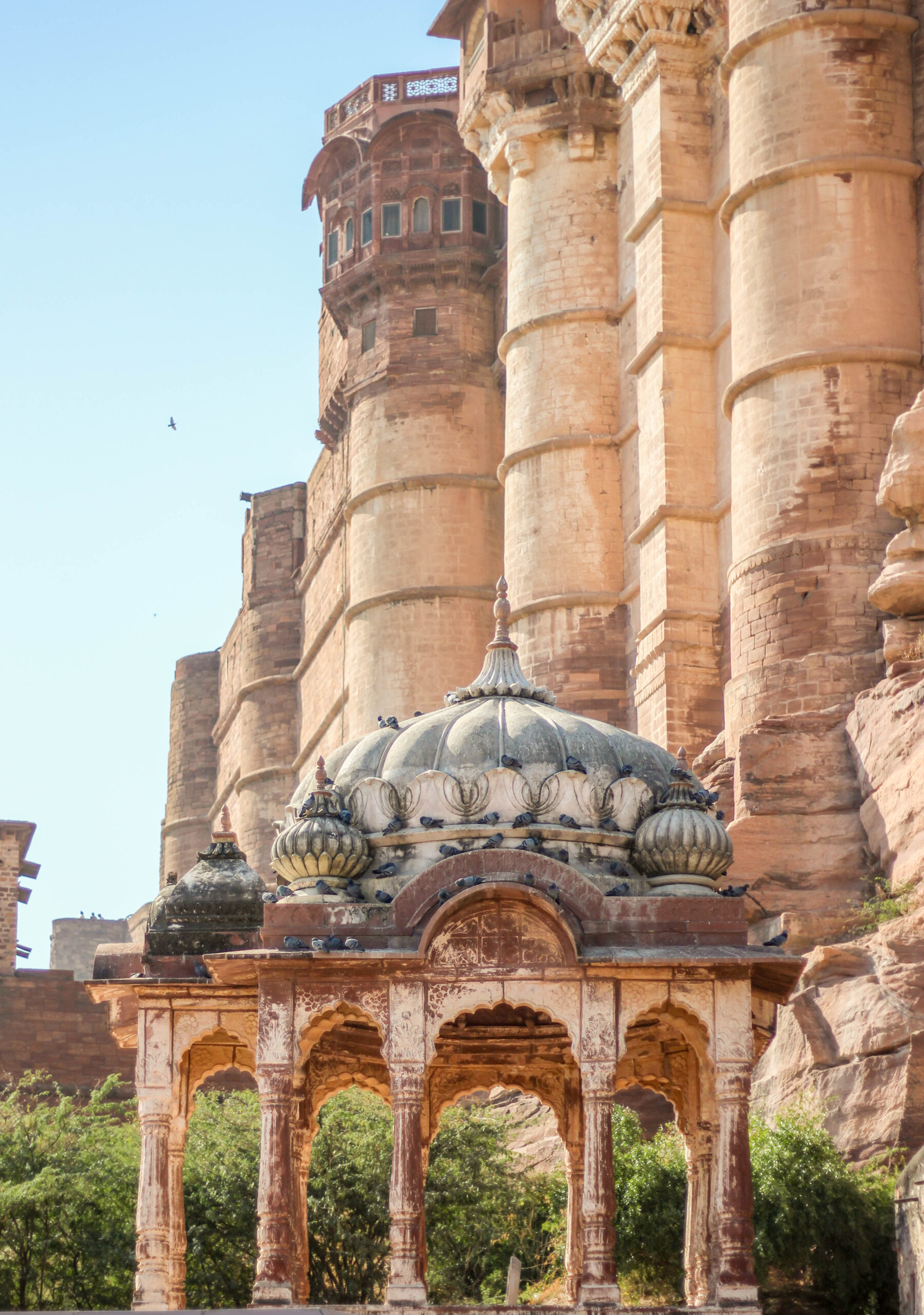 Jodhpur-Jaisalmer Travelogue Part 1